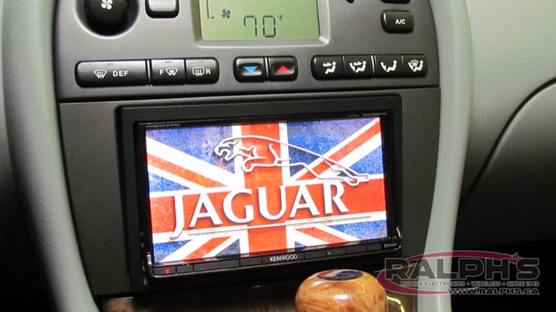 2003 Jaguar X Type Custom Audio Upgrade Radar Laser Detectors Rhralphsca: 2003 Jaguar X Type Radio At Elf-jo.com