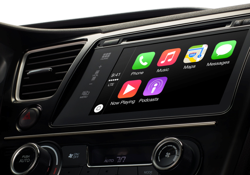 Apple CarPlay-The Leading Technology For iPhone Users