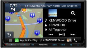 Installed Navigation