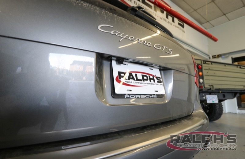 2009 Porsche Cayenne Gts Infotainment System Amp Backup