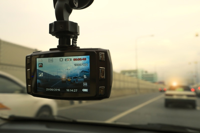 Dash Cameras Enhance Driving Safety and Security