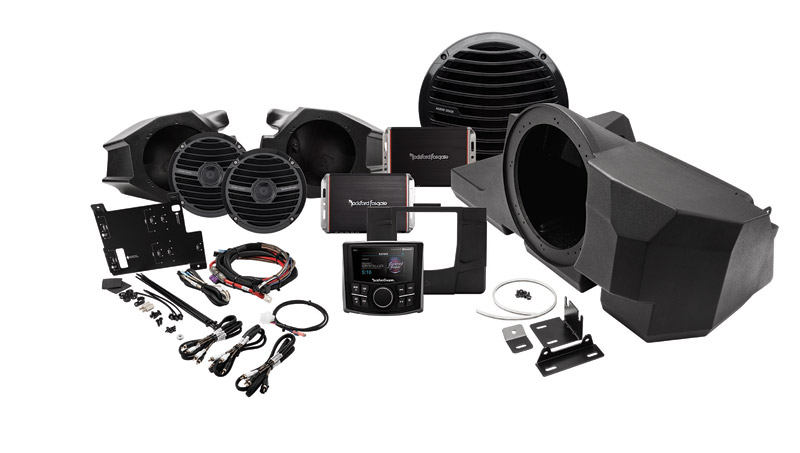 Product Spotlight: Rockford Fosgate RZR-STAGE3