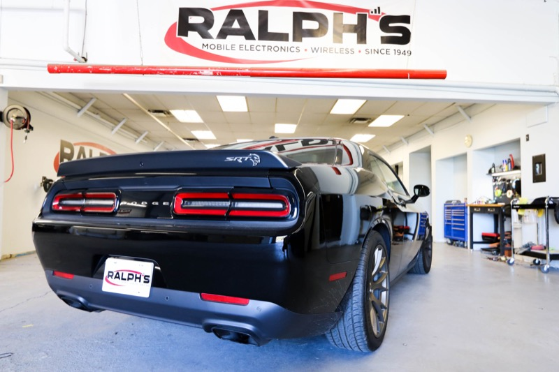 Dodge Hellcat Radar and Laser System for Vancouver Client