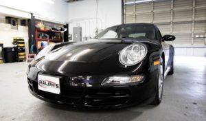 Porsche 911 Apple CarPlay