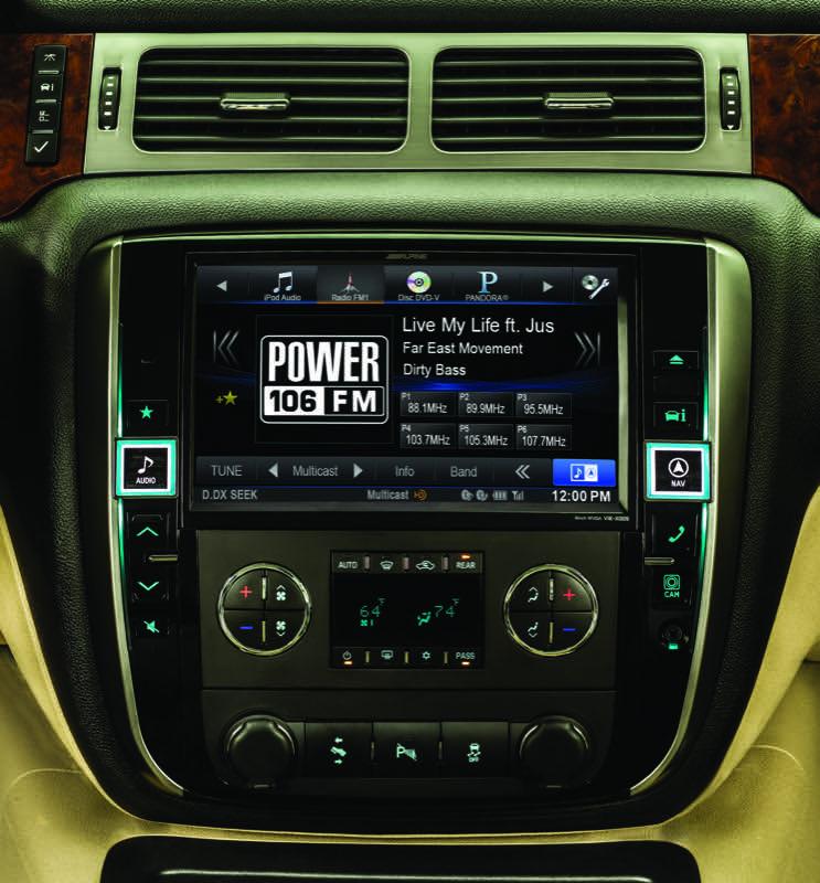Alpine X009 Gm 3 Ralphs Radio Ltd