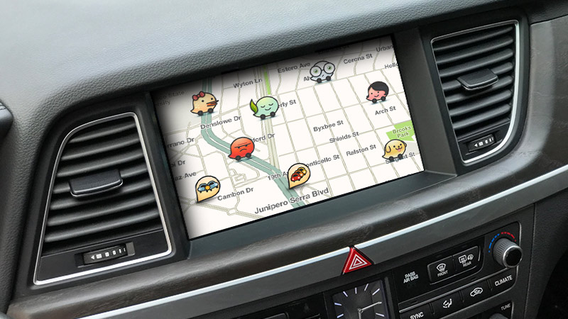 Google's Waze offers the Best in Navigation