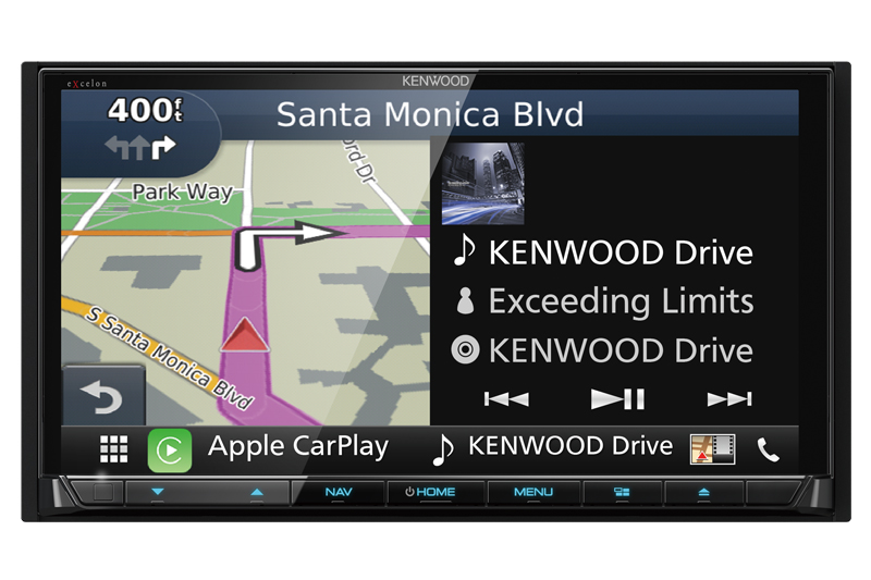 Product Spotlight: Kenwood eXcelon DNX994s