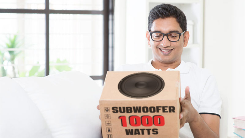 But the Box Power Ratings Say This Subwoofer Will Handle 1,000 Watts!