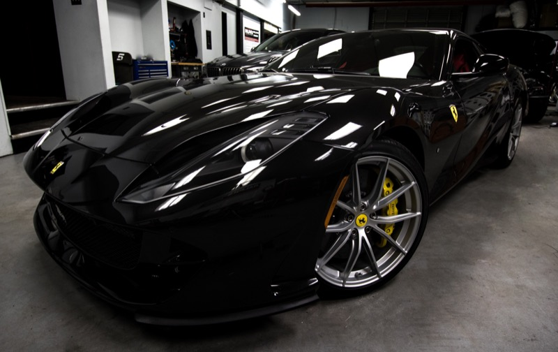 Ferrari 812 Superfast Radar System for Vancouver Client
