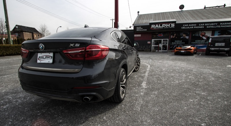 Vancouver Real Estate Agent Gets BMW M6 Mobile Office