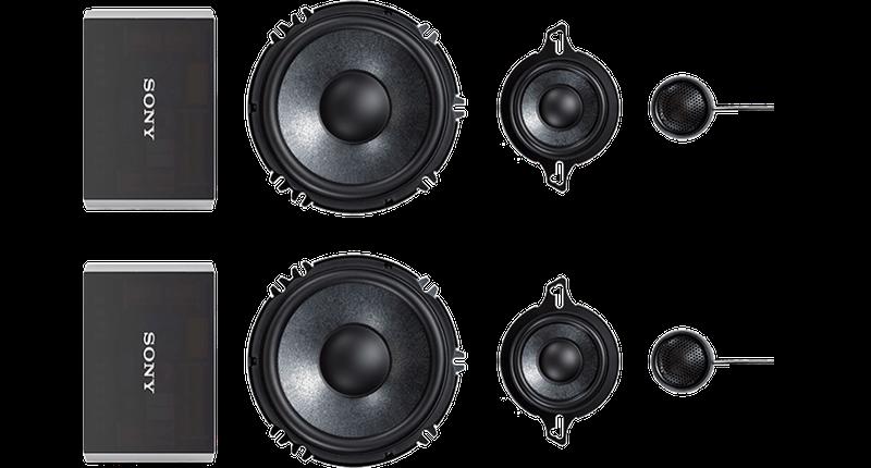 Product Spotlight: Sony XS-GS1631C