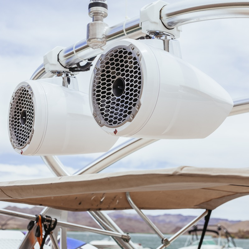 Rockford Fosgate Marine Audio Solutions