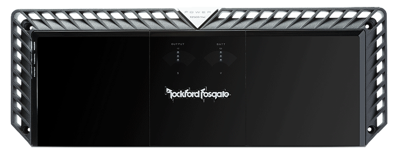 Rockford Fosgate Power Series Amplifiers