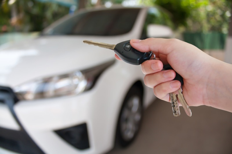 Can My Factory Key Fob Remote Start My Car?