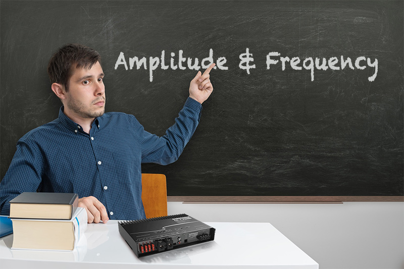 Car Audio Electrical Theory – Amplitude and Frequency in AC Signals