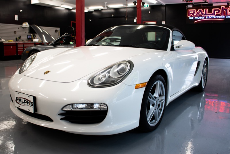 Vancouver-based Porsche Boxster Client Gets Technology Upgrade