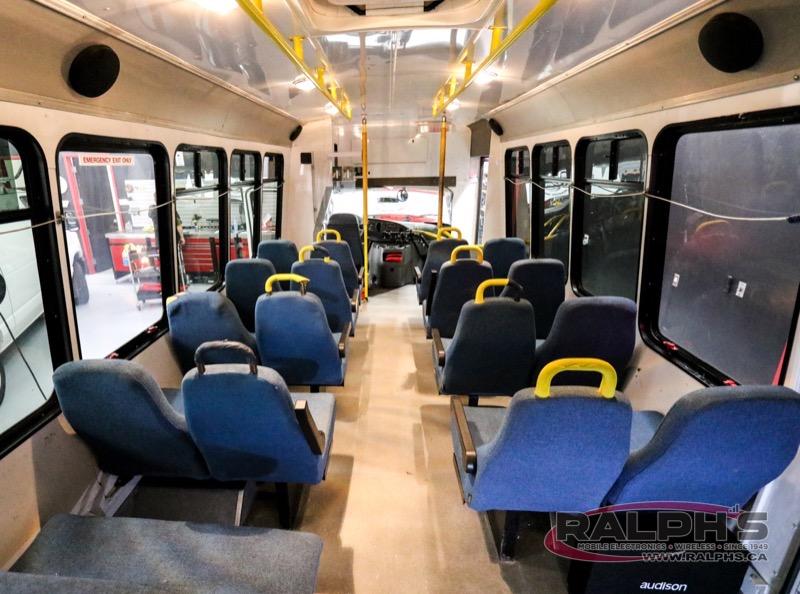 Bus Audio