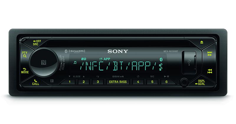 Product Spotlight: Sony MEX-N5300BT