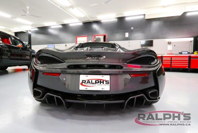McLaren Radar-1