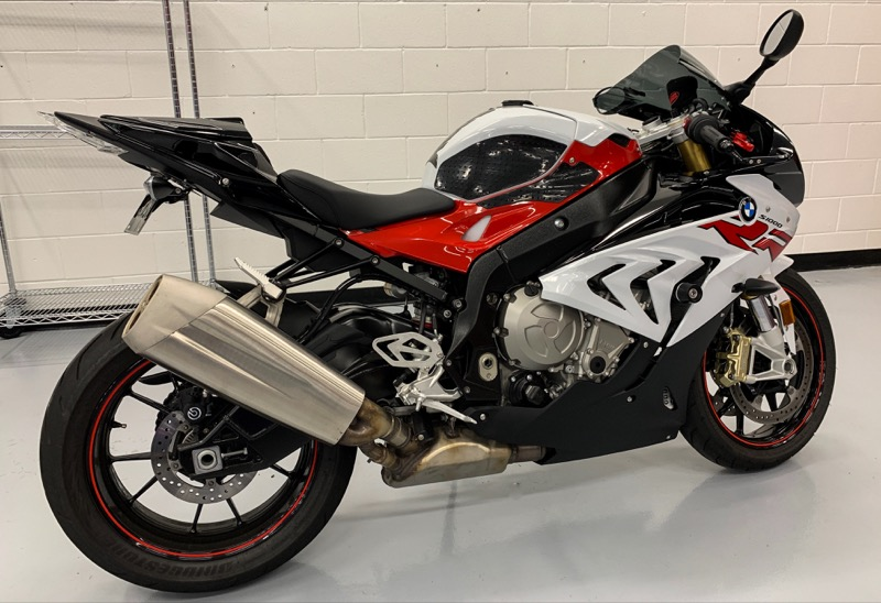 Motorcycle Alarm for Vancouver-based BMW S1000RR Superbike