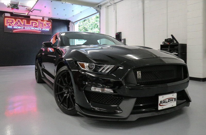 Radar Detector and Laser Defense for Vancouver Shelby Mustang GT350