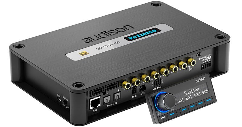 Product Spotlight: Audison Bit One HD Virtuoso