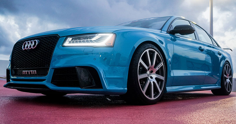 Popular Upgrades for Audi Vehicles