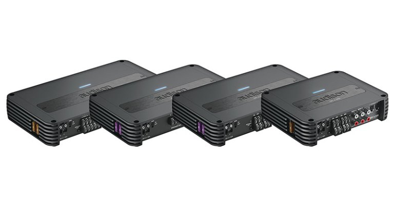 Product Spotlight: Audison SR Amplifiers
