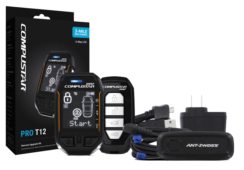 Product Spotlight: Compustar Pro T12