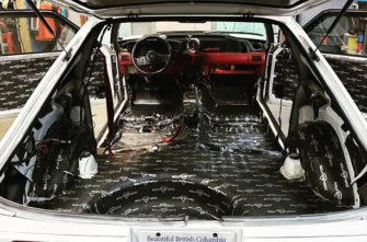 Sound Deadening Technology and Terminology