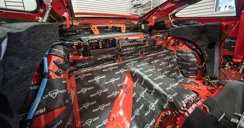Sound Deadening Adds Luxury to Your Car, Truck or SUV
